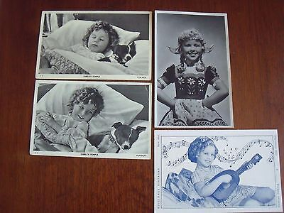 Shirley Temple Cartes Postales