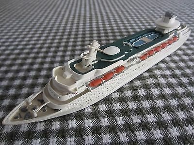 "VTG Metal Miniature Ship~MERCATOR~RC~SOVEREIGN OF THE SEA~M923~W. Germany~8""L~1#"
