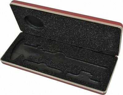Starrett Caliper Case 1 Piece, Use With 6 Inch (150mm) 120/120M Series Dial C...