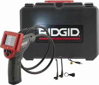 Ridgid Inspection Camera with 3 Ft. Probe 3/4 Inch Probe Diameter, 2.4 Inch D...
