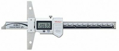 Mitutoyo 0 to 6 Inch, Stainless Steel, Electronic Depth Gage 0.001 Inch Accur...