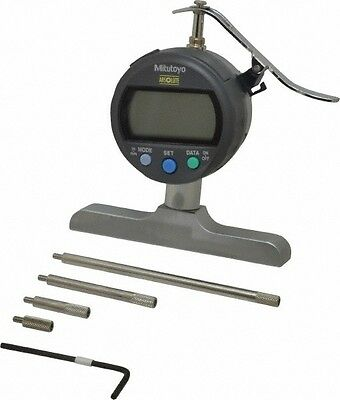 Mitutoyo 0 to 8 Inch, Stainless Steel, Electronic Depth Gage 0.001 Inch Accur...