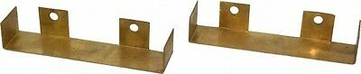 "Value Collection 4, 5 & 6"" Jaw Width, Brass, Vise Jaw Cap Compatible with 4, ..."