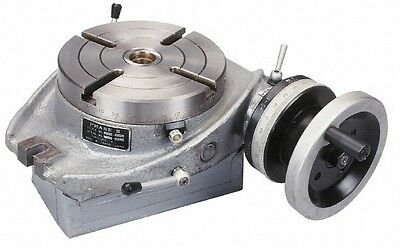 Phase II 6 Inch Diameter, Horizontal Rotary Machining Table 10-1/4 Inch Long ...