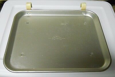 Vintage TraCo Aluminum Drive-in Car-Hop Window Tray Nice!