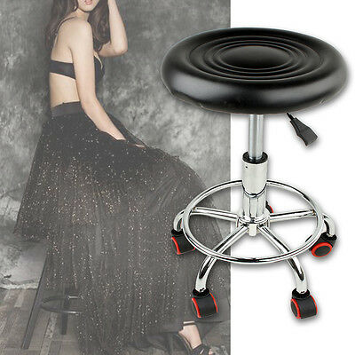 Salon Chair Furniture Massage Hairdressing Styling Barber Stool Beauty Black New