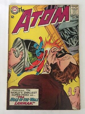 The Atom #18 (Apr-May 1965, DC)!