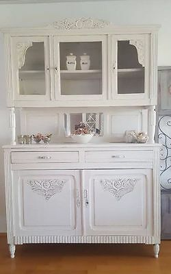 buffet vintage schrank anrichte shabby chic jeanne d rc. Black Bedroom Furniture Sets. Home Design Ideas
