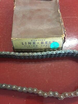 1931 Dodge Marmon Nash Link Belt Timing Chain NORS #151