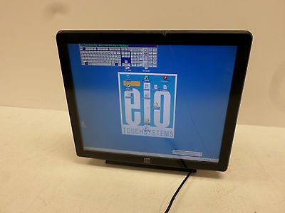 ELO E728542 All-In-One Touch Computer ESY17B3-AUWA-1-XP-G w/ Adapter