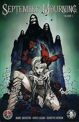 SEPTEMBER MOURNING VOL 01 - IMAGE - englisch - US-COMIC - NEUWARE - C594