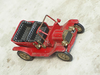 Diecast Matchbox Models Of Yesteryear Y-1 1911 Ford Model T