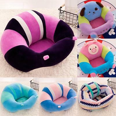 Infant Baby Seat Support Cushion Sofa Pillow Sitting Training Safety Chair