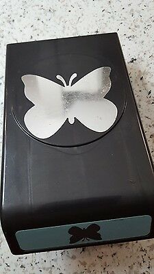 CK Butterfly RETIRED Punch! Perfect Match for the STAMPINUP
