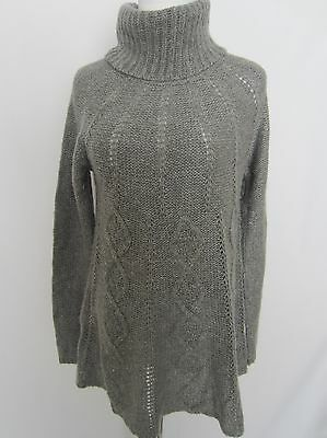 Old Navy Maternity Gray Long Sleeve Sweater Size S