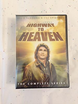 Highway To Heaven - Complete Series Seasons 1, 2, 3, 4, 5 DVD New Boxed Set