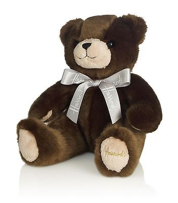 HARRODS ANNUAL CHOCOLATE BEAR rrp £ 14.95 - GREAT BABY GIFT