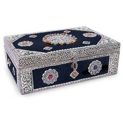 Antique Sophistication Jewellery Box Novica Free Shipping High Quality