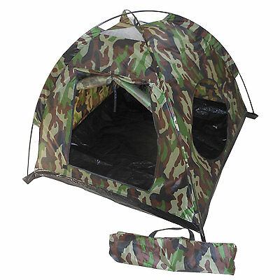 Camoflauge Dome Play Tent Kid's Adventure Free Shipping High Quality