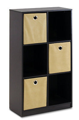 """Whitney 37"""" Cube Unit Bookcase Zipcode™ Design Free Shipping High Quality"""