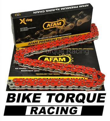 Ducati 1098 / 1098S/R (525 with PCD) 07-09 AFAM Performance 98 Link Red Chain