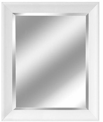 Contemporary Beveled Bathroom/Vanity Wall Mirror Orren Ellis Free Shipping