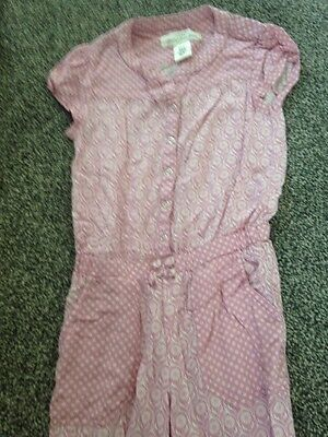 H&M Girls Jumpsuit Age 7 Years
