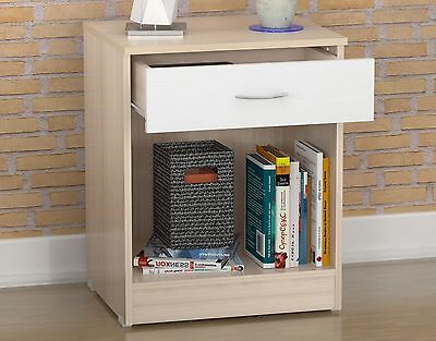 1 Drawer Nightstand Inval Free Shipping High Quality