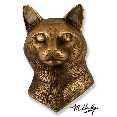 Cat Door Knocker Michael Healy Designs Free Shipping High Quality