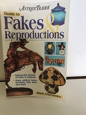 Antique Trader Guide To Fakes/reproductions