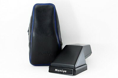 Mamiya prism finder II 2 for RB67,RZ67 W/Case [Exc+++] From Japan [903]