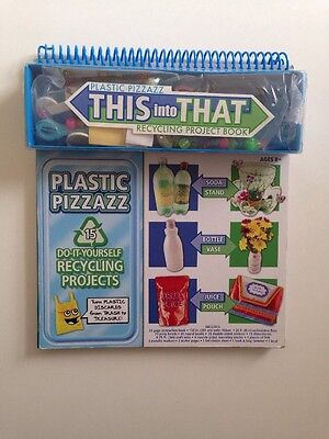 Plastic Pizzazz, Recycling Kit