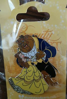 P4 Beauty and the beast Disney Trading Pin - DLP release with card