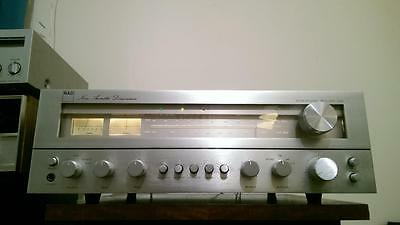 NAD 7030 New Acoustic Dimension stereo receiver vintage audio with phono input