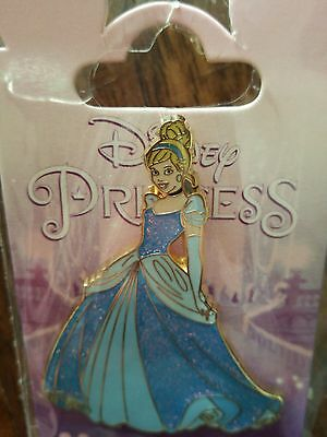 P3 Cinderella DLP Disney Trading Pin - open edition with card