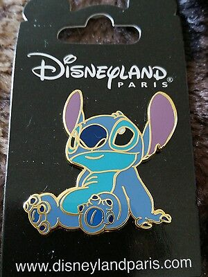 P4 Stitch Disney Trading Pin - open edition with card