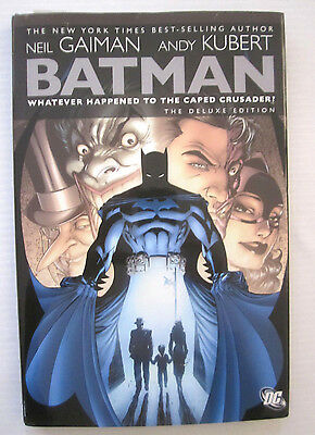 Batman: Whatever Happened to the Caped Crusader? The Deluxe Edition Book