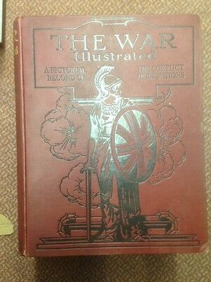 The War illustrated Vol. 5  A Pictorial Record of the Conflict of Nations