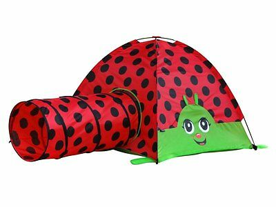 Lily The Lady Bug Play Tent GigaTent Free Shipping High Quality