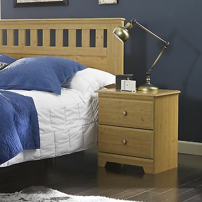 Eagle River 2 Drawer Nightstand Lang Furniture Free Shipping High Quality