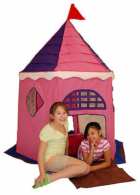 Special Edition Fairy Princess Castle Play Tent Bazoongi Kids Free Shipping