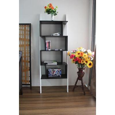 """Wooden 71"""" Accent Shelves Mintra Free Shipping High Quality"""