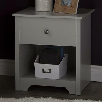 Vito 1 Drawer Nightstand South Shore Free Shipping High Quality