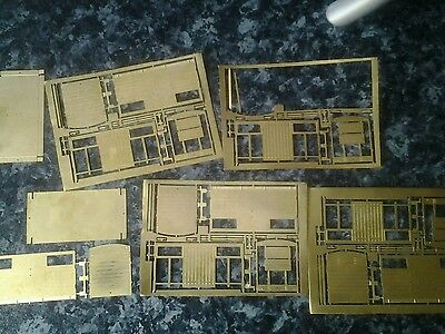 Clogher Valley Finescale Brass Railway 009 Kits