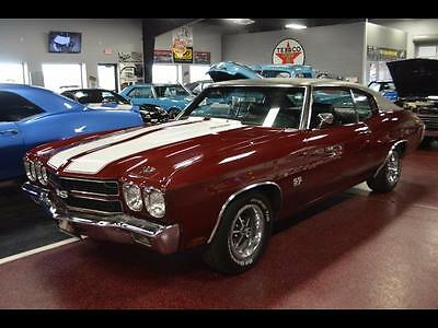 1970 Chevrolet Chevelle SS 396 new paint NICE CLEAN muscle automatic collector fun fast big block