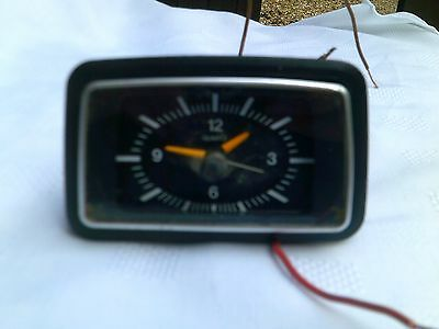 Classic Ford Quartz Clock/ Escort Mk11/cortina Mk4.