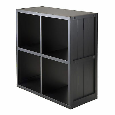 """Hinckley 27"""" Cube Unit Bookcase Breakwater Bay Free Shipping High Quality"""