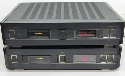 Revox H5 H2 H208 Amplifier CD Player Remote Control High End Vintage Like New