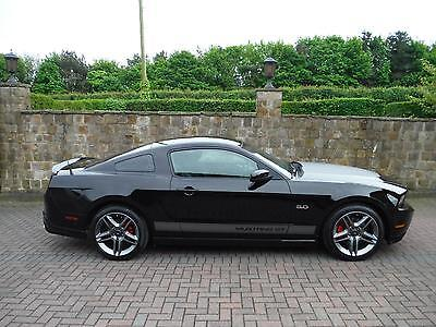 2011 Ford Mustang SVT 5.0 Shelby GT V8 Auto