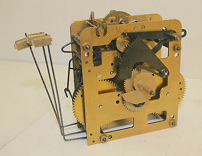 Elgin 74 241-030  45cm/101.88 Clock Movement with Chime Used